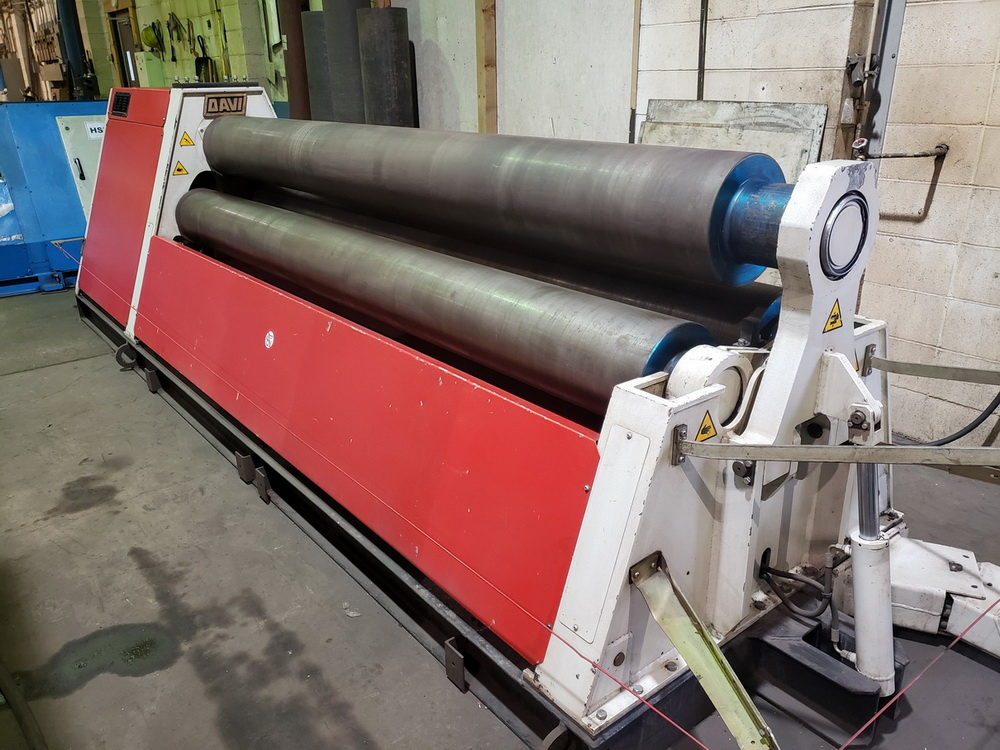 Presses 125 Ton Verson Open Back Inclinable Punch Press